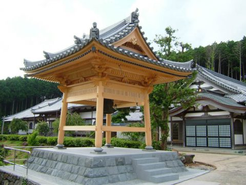 浄香寺 鐘楼堂 新築工事