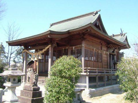 若宮神社 神殿・拝殿 新築工事